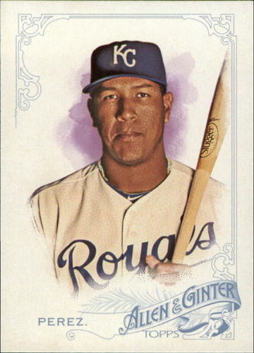 Photo of 2015 Topps Allen and Ginter #103 Salvador Perez
