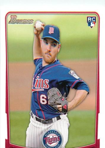 Photo of 2012 Bowman Draft #19 Liam Hendriks RC