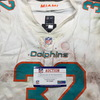 Crucial Catch - Dolphins Kenyan Drake Game Used Jersey  (October 21st, 2018) Size 40