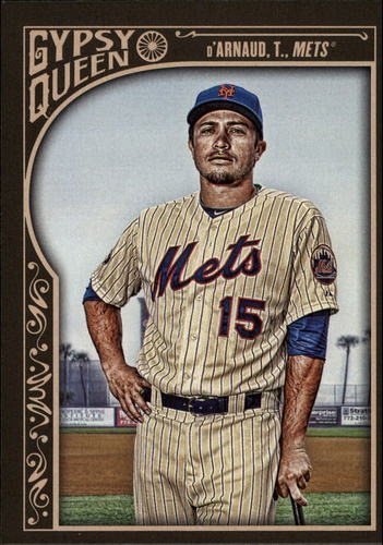 Photo of 2015 Topps Gypsy Queen #196 Travis d'Arnaud