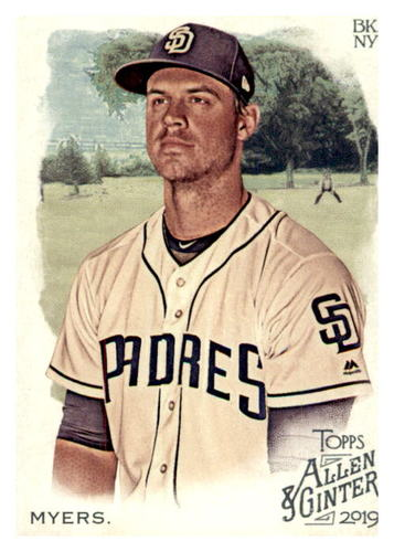 Photo of 2019 Topps Allen and Ginter #245 Wil Myers