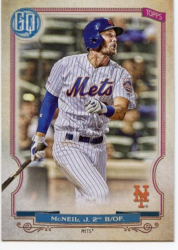 Photo of 2020 Topps Gypsy Queen #54 Jeff McNeil