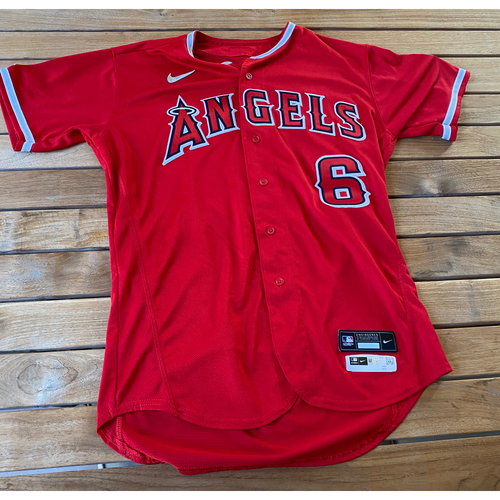 Anthony Rendon Game-Used Jersey from the 9/25/20 Game vs. LAD - Size 46