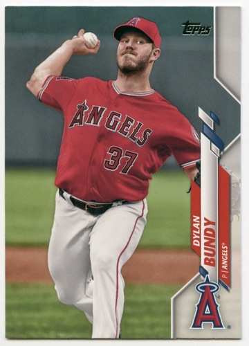Photo of 2020 Topps #503 Dylan Bundy