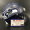 NFL - Seahawks Shaquill Griffin Signed Proline Helmet