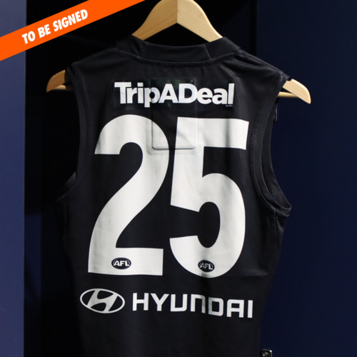 Photo of 2021 AFL Player Guernsey #25 - Zac Fisher