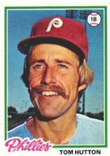 Photo of 1978 Topps #568 Tom Hutton