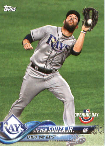 Photo of 2018 Topps Opening Day #189 Steven Souza Jr.
