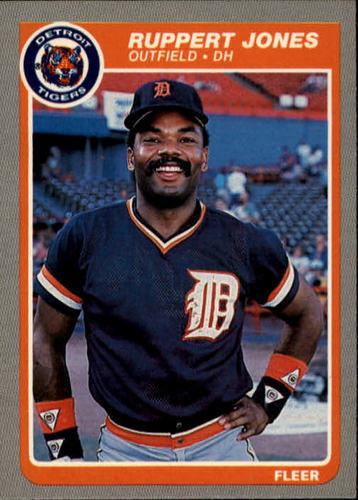 Photo of 1985 Fleer #13 Ruppert Jones