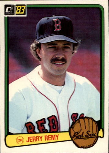 Photo of 1983 Donruss #74 Jerry Remy