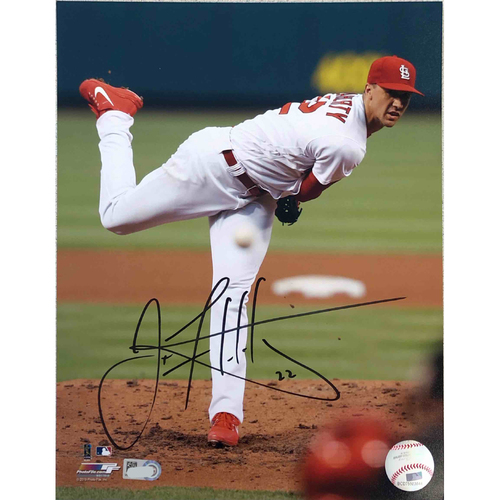 Photo of Cardinals Authentics: Jack Flaherty Autographed Photo