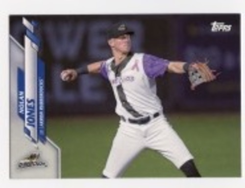 Photo of 2020 Topps Pro Debut #PD172 Nolan Jones