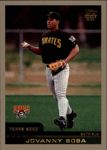 Photo of 2000 Topps Traded #T60 Jovanny Sosa RC