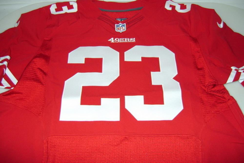 reggie bush jersey number 49ers