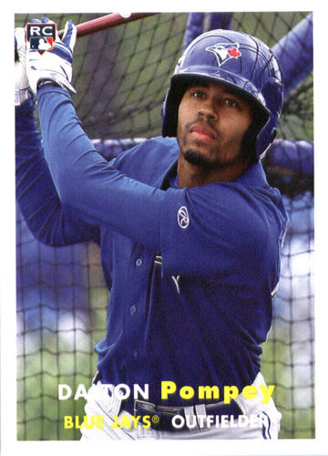 Photo of 2015 Topps Archives #66 Dalton Pompey RC