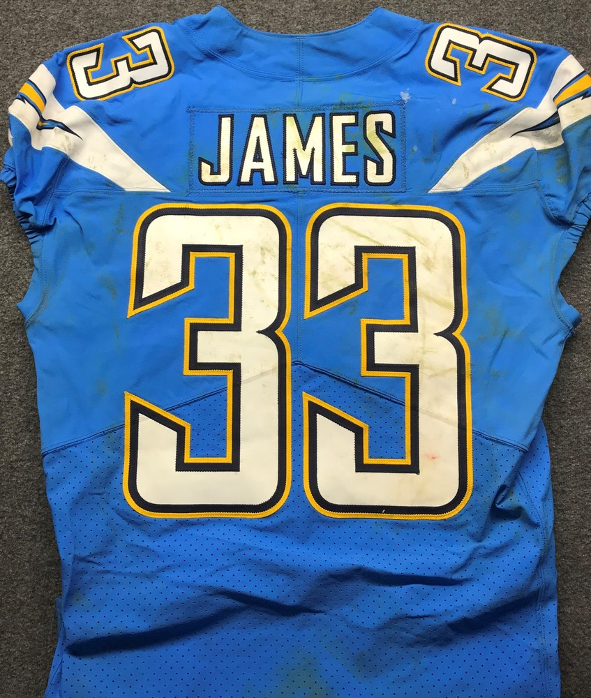 save off 7447a 0e0e6 NFL Auction | California Wildfire Relief - Chargers Derwin ...
