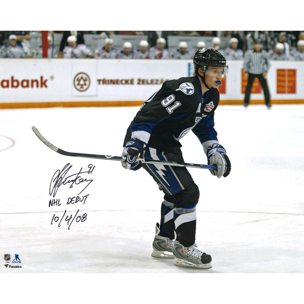 Steven Stamkos Tampa Bay Lightning Autographed 16