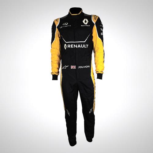 Photo of Jolyon-Palmer 2016 Unworn Race-Suit - Renault F1 Team