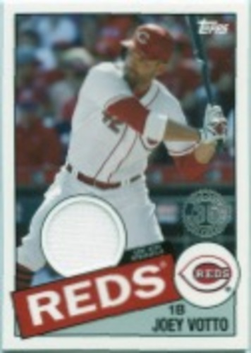 Photo of 2020 Topps '85 Topps Relics #85TRJV Joey Votto