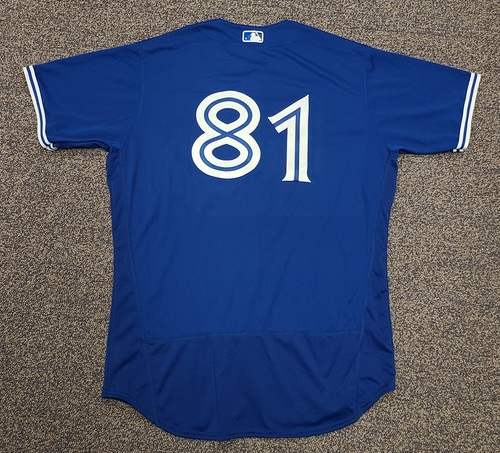 Photo of Authenticated Team Issued 2020 Spring Training Jersey: #81 Bryan Baker. Size 48