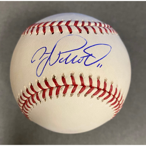 Photo of A.J. Pollock Authentic Autographed Baseball