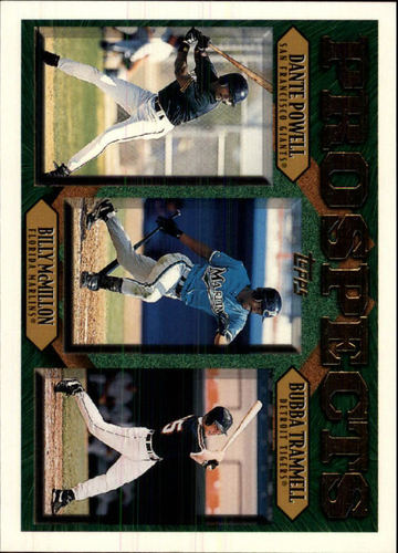Photo of 1997 Topps #206 Bubba Trammell RC