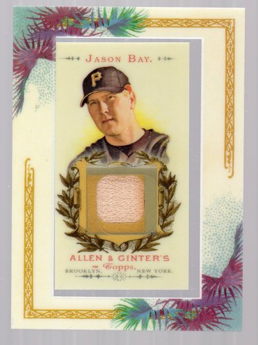 Photo of 2007 Topps Allen and Ginter Relics #JB Jason Bay Bat H