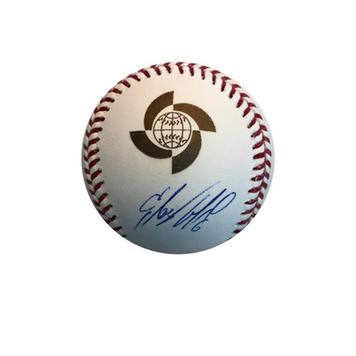 Photo of Starling Marte World Baseball Classic Autographed Baseball