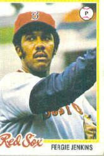 Photo of 1978 Topps #720 Fergie Jenkins