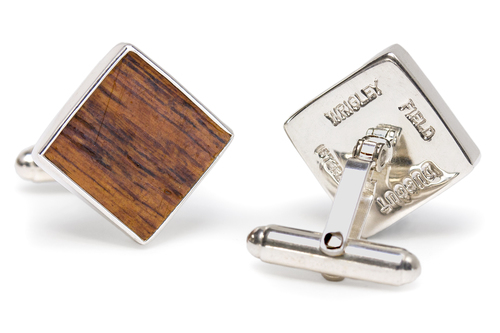 Photo of Wrigley Field Dugout Cuff Links