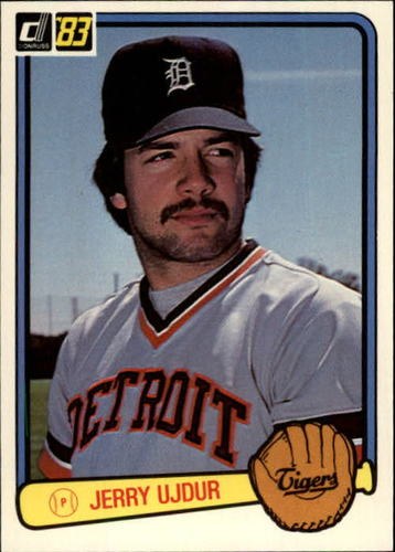 Photo of 1983 Donruss #600 Jerry Ujdur