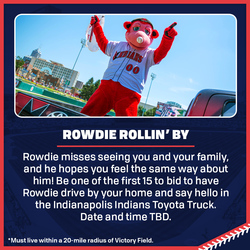 Photo of Rowdie Rollin' By 13