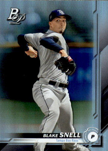 Photo of 2019 Bowman Platinum #71 Blake Snell