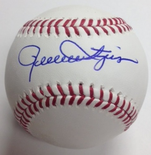 Photo of Rollie Fingers Autographed Baseball
