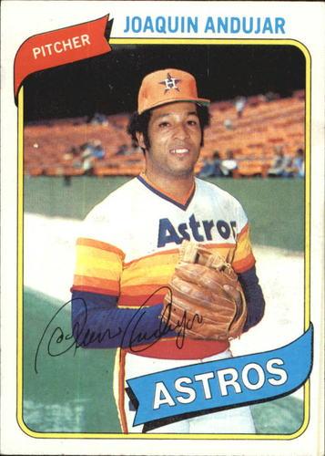 Photo of 1980 Topps #617 Joaquin Andujar
