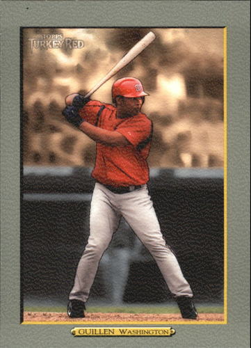 Photo of 2005 Topps Turkey Red #203 Jose Guillen