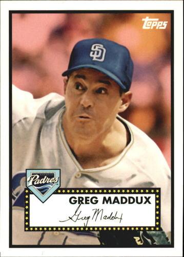 Photo of 2007 Topps Wal-Mart #WM6 Greg Maddux 52T
