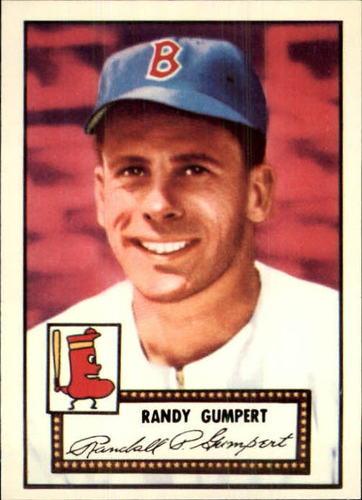 Photo of 1983 Topps 1952 Reprint #247 Randy Gumpert