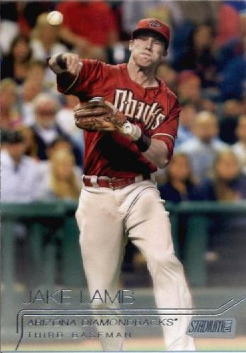 Photo of 2015 Stadium Club #299 Jake Lamb RC