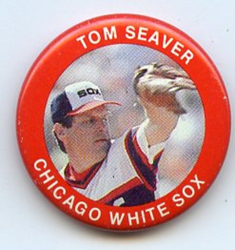 Photo of 1984 Fun Foods Pins #15 Tom Seaver
