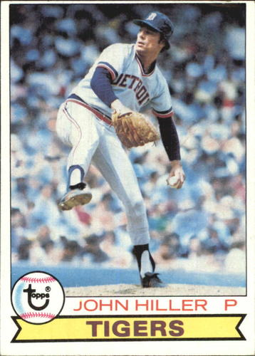 Photo of 1979 Topps #151 John Hiller