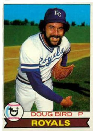 Photo of 1979 Topps #664 Doug Bird