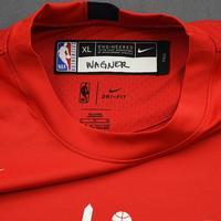 Moritz Wagner - 2020 NBA Rising Stars - Team World - Warm-up and Game-Worn Shooting Shirt
