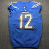 Crucial Catch - Chargers Travis Benjamin Game Used Jersey (10/13/19) Size 40