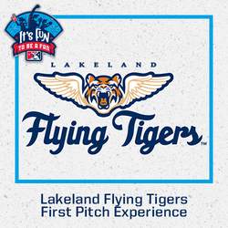Photo of 2021 Lakeland Flying Tigers First Pitch Experience