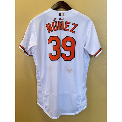 Photo of Renato Nunez - Opening Day Home Jersey - Game-Used