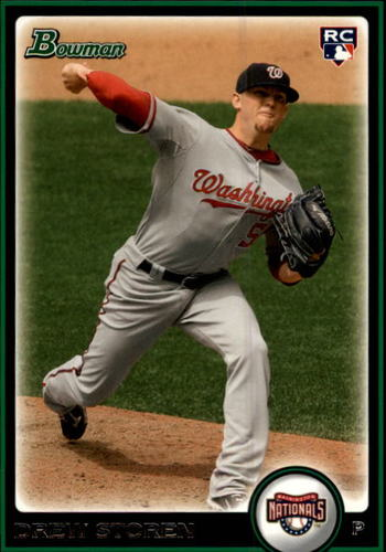 Photo of 2010 Bowman Draft #BDP31 Drew Storen RC