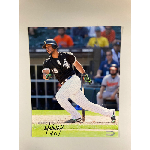 Photo of Jose Abreu Autographed Photo