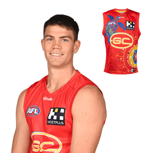 Photo of 2021 Indigenous Guernsey Sam Collins