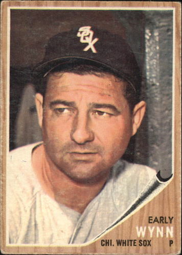 Photo of 1962 Topps #385 Early Wynn